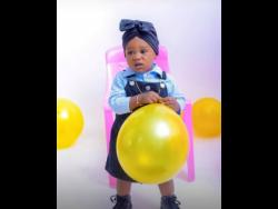 One-year-old Malaysha Malcolm was run over by a SUV and killed in Denham Town, Kingston, on Saturday night.