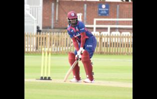 Windies Women's Lee-Ann Kirby