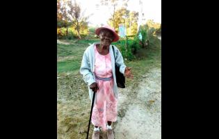 Agnes Jones-Graham going strong at 100.