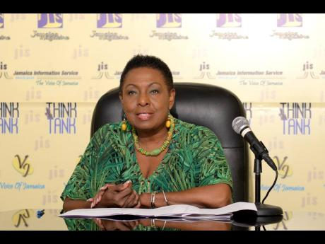 Minister of Sport, Olivia Grange