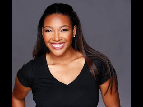 Jamaican actress Shauna Chin