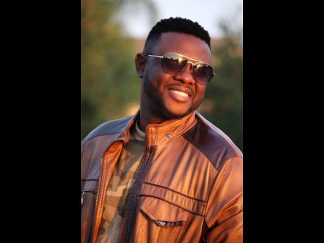 Contributed  Wayne Stoddart gets into dancehall gospel with Minister Marion Hall.